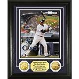 ベースボール メモラビリア ヤンキース #24 ロビンソン・カノ トリプルプレー ゴールドコイン フォトミント 42