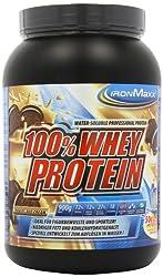 ironmaxx whey protein