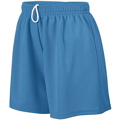 Augusta-Sportswear-Womens-Wicking-Mesh-Shorts-Anti-Moisture-100-Polyester
