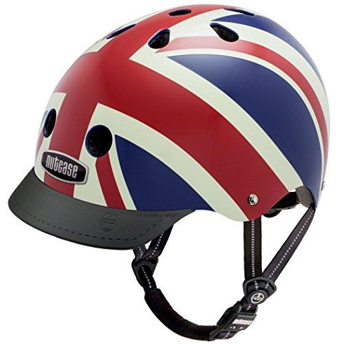 Nutcase - Street Bike Helmet, Fits Your Head, Suits Your Soul - Union Jack, Large (Head Suit compare prices)