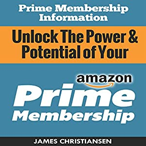 Prime Membership Information Audiobook