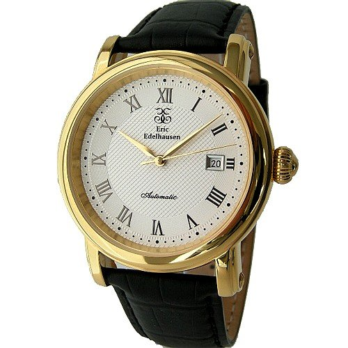 Eric Edelhausen, 'Emissary' Men's Automatic Dress Watch