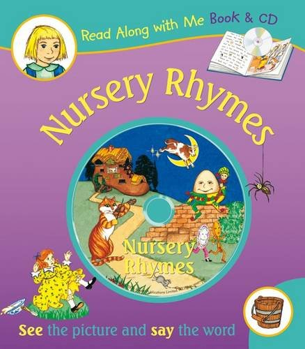 Nursery Rhymes [With Paperback Book] (Read Along with Me Book & CD)