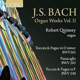 J.S. Bach Organ Works Volume II