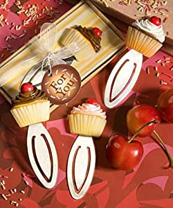 Ruby Thursday - Marque-Page - Cupcake