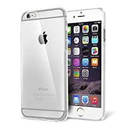 Celicious Slender T Transparent Back Cover Case for Apple iPhone 6 - Clear