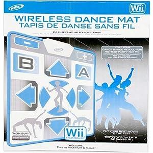 Wii & GameCube Wireless Dance Mat