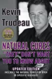 img - for Trudeau, Kevin's Natural Cures