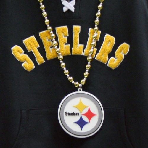 NFL Pittsburgh Steelers Team Logo Beads from SteelerMania