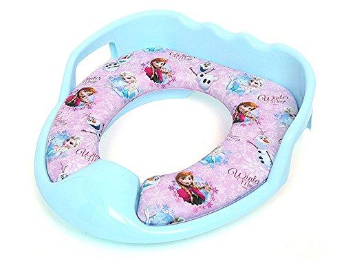 disney bathroom toilet children kids potty bidet soft seat cover frozen 2