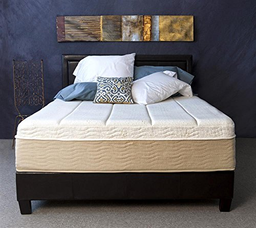"14"" Memory Foam Mattress Size: King"