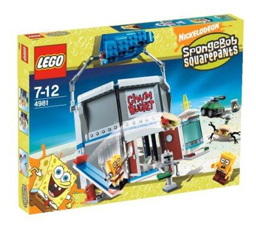 Lego Spongebob 4981 Chum Bucket
