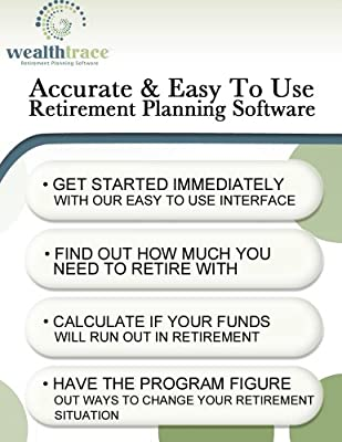 WealthTrace Retirement Planner for Mac [Download]