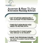 WealthTrace Retirement Planner for Mac [Download]