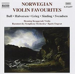 Norwegian Violin Favourites