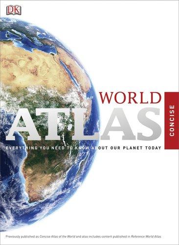 Concise World Atlas (DK Concise World Atlas)