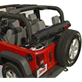 Clover Patch 10-ST-9702 Window Roll for Storage of Windows For 2007-08 Jeep Wrangler JK 2 Door