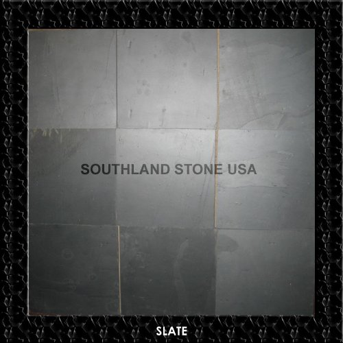 Black Slate 20X20 Natural Tile (as low as $4.36/Sqft) - 1 Box ($11.18/Sqft) 27.78 Sqft