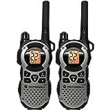 Motorola MT352R FRS Weatherproof Two-Way - 35 Mile Radio Pack - Silver