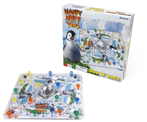 Happy Feet Two Pop N Race Game