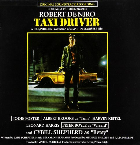 CD : ORIGINAL SOUNDTRACK - Taxi Driver (original Soundtrack) (CD)