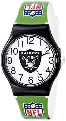 "Game Time Youth NFL-JV-OAK ""JV"" Watch - Oakland Raiders"