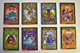 img - for Deltora Quest Complete Boxed Set, Books 1-8: The Forests of Silence, The Lake of Tears, City of the Rats, The Shifting Sands, Dread Mountain, The Maze of the Beast, The Valley of the Lost, and Return to Del book / textbook / text book