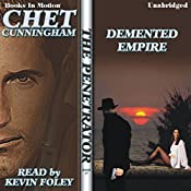Demented Empire: The Penetrator Series, Book 17 | Chet Cunningham