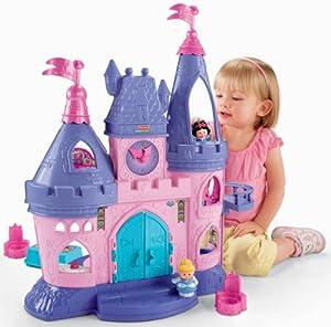 Fisher-Price Little People Disney Princess Palace