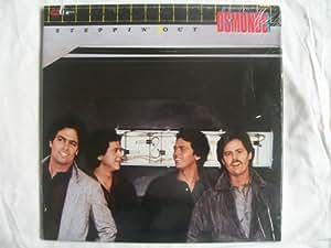 OSMONDS Steppin' Out LP 1979 USA pressing