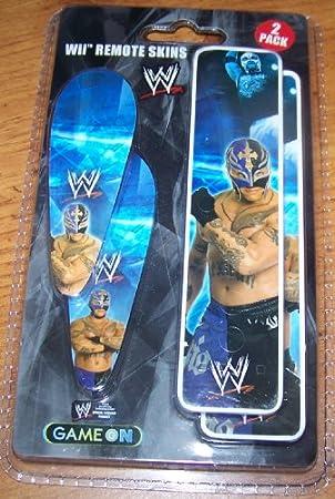 WWE Rey Mysterio Wii Remote Skins
