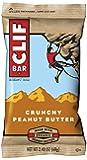 CLIF BAR - Nutrition & Energy Bar - Crunchy Peanut Butter - (2.4 oz) (12 pack)