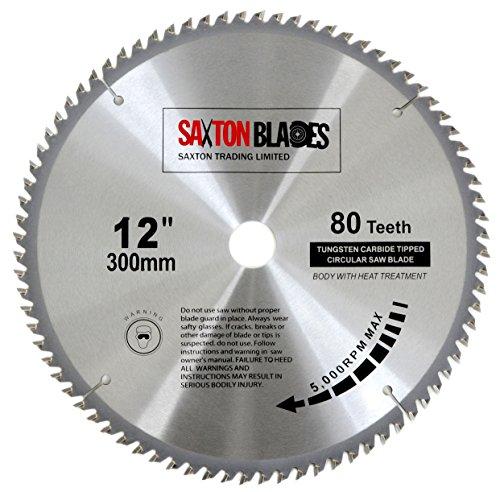 saxton-lama-da-legno-per-sega-circolare-300-x-30-mm-con-80-denti-in-carburo-di-tungsteno-per-utensil