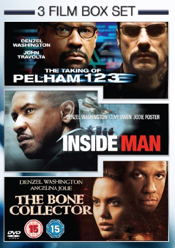Taking Of Pelham 1,2,3 Insid IMPORT Anglais IMPORT Coffret De 3 Dvd Edition simple