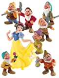 Bullyland Snow White and the Seven Dwarfs