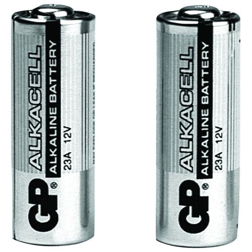 601T 23 Amp 12 Volt Alkaline Battery for Viper and other Remote Control Transmitters - 2 Pack