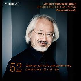 Wachet auf, ruft uns die Stimme, BWV 140: Aria Duet: Wenn kommst du, mein Heil (Soprano, Bass)