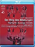 Der Ring Des Nibelungen - Highlights from Wagner Ring Cycle [Blu-ray]