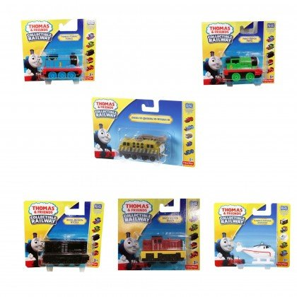 Thomas & Friends Thomas Die Cast Engine+DVD