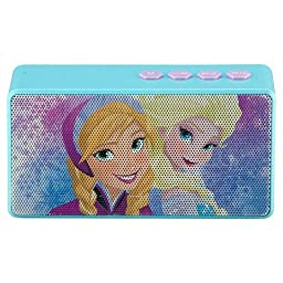Frozen Rechargeable Speaker for Bluetooth or 3.5mm Headphone Port Devices