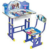 Baby Station Study Table And Chair Set For Kids - Computer Table And Chair Set, Buy Foldable Study Tables (Froozen)