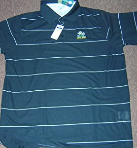 Notre Dame Fighting Irish Mens Dry Fit Polo Xl by GPSGIFTGALLERY