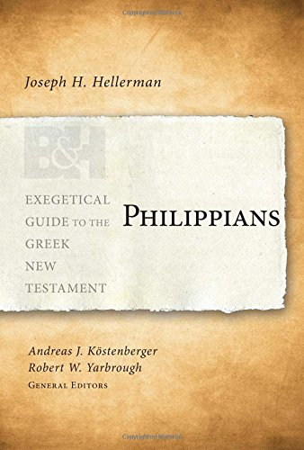 Philippians (Exegetical Guide to the Greek New Testament)