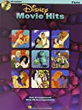 Disney Movie Hits (Flute) Flt Book/Cd