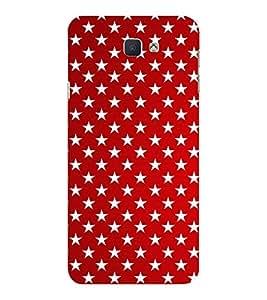 EPICCASE multi stars Mobile Back Case Cover For Samsung Galaxy J7 Prime (Designer Case)