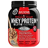 Six Star Elite Series Whey Isolate Plus, Decadent Chocolate, 1.50
