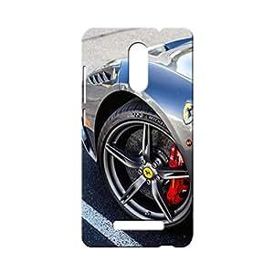 BLUEDIO Designer 3D Printed Back case cover for Xiaomi Redmi Note 3 / Redmi Note3 - G3455