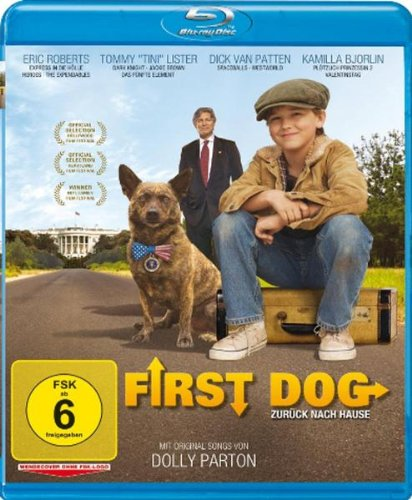 First Dog - Zurück nach Hause [Blu-ray]