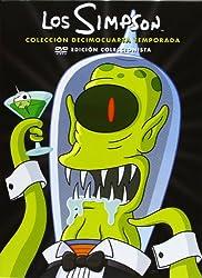 Los Simpson - T14 Edición Coleccionista [DVD]