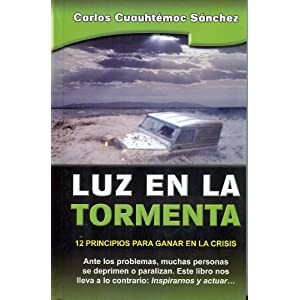 Luz en la tormenta/ Light in the Storm: 12 principios para ganar en la crisis/ 12 Principles to Win in Crisis Time (Sabiduria Biblica No Religiosa/ Biblical Wisdom Nonreligious) (Spanish Edition) book downloads